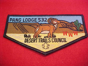 532 S11a Pang, Desert Trails C.
