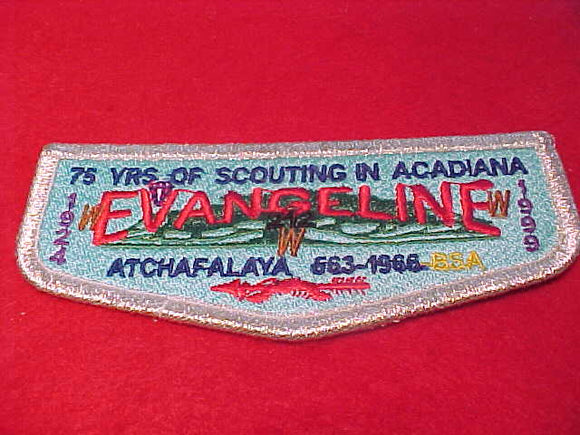 563 S26 Atchafalaya, 75 years Scouting in Acadiana, 1924-1999