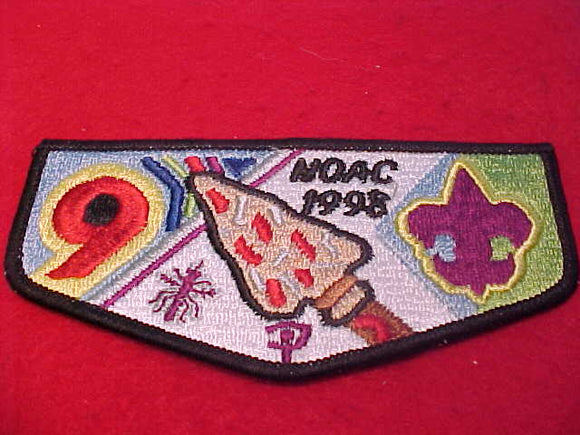 9 S29 Narraticong, 1998 NOAC