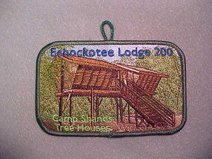 200 X? ECHOKOTEE CAMP SHANDS TREE HOUSES