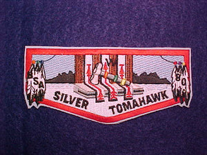 80 S4 SILVER TOMAHAWK