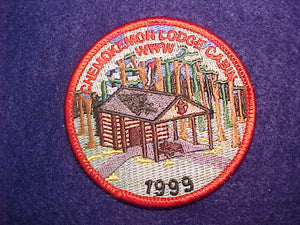 226 ER1999? CHEMOKEMON, 1999 LODGE CABIN