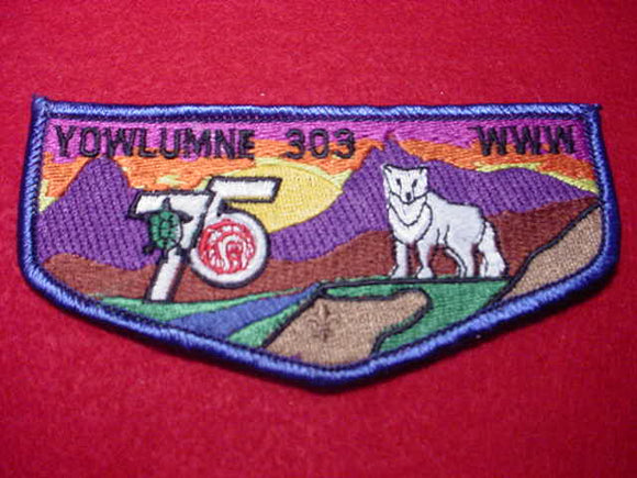 303 S24 YOWLIMNE, 75TH OA