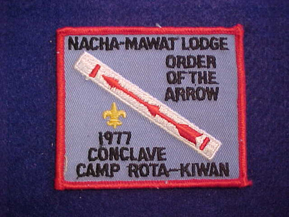 373 eX1977-1 NACHA-MAWAT, 1977 CONCLAVE