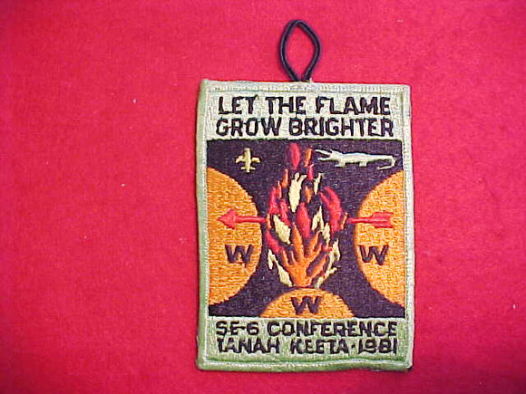 1981 SECTION SE-6 CONFERENCE,TANAH KEETA