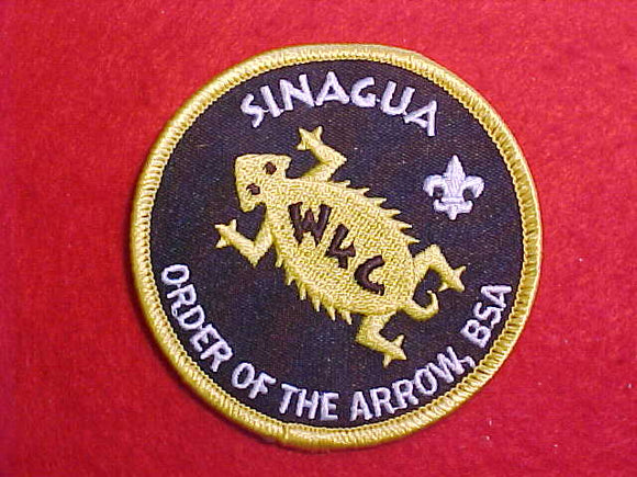 SECTION W-4C SINAGUA PATCH, NO DATE