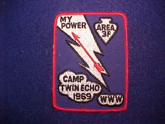 1969 AREA 3F, CAMP TWIN ECHO