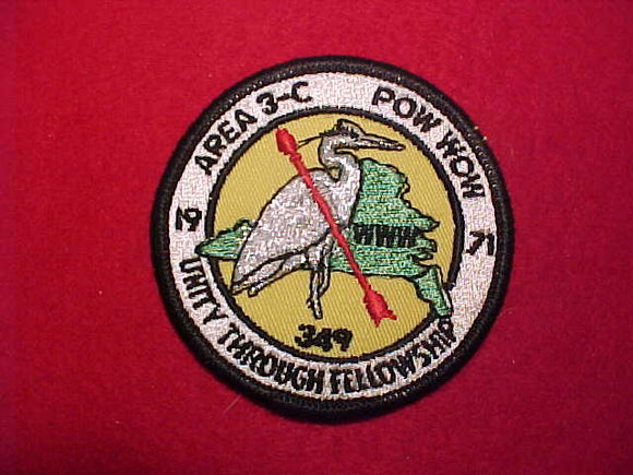 1971 AREA 3C POW WOW