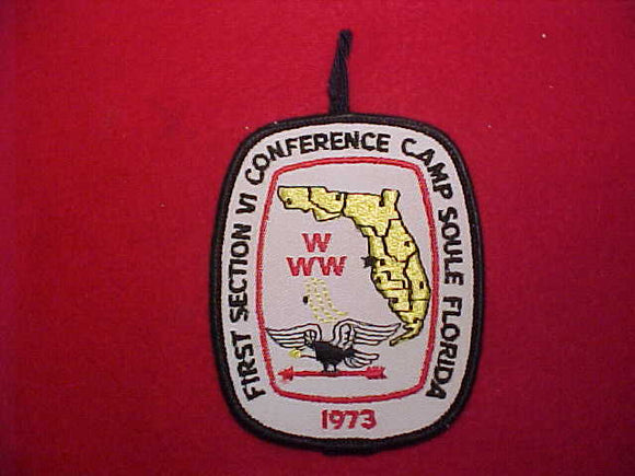1973 SE6 CONFERENCE, CAMP SOULE, FLORIDA