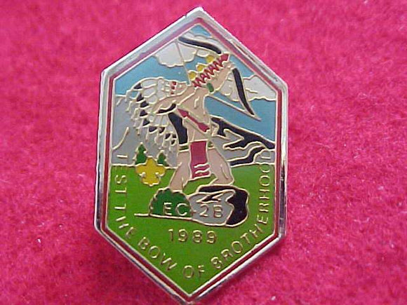 1989 PIN, SECTION EC2B CONCLAVE