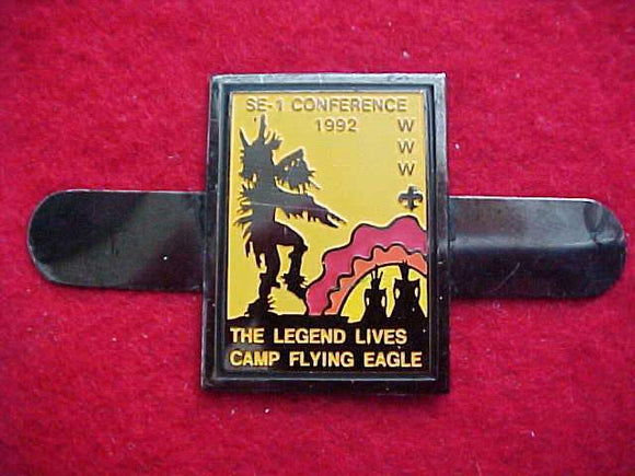 1992 PIN, SECTION SE4 CONCLANVE, CAMP OSBORN RESERVATION