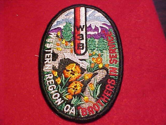 W3B SECTION PATCH,