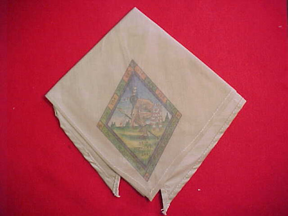1992 SECTION SE4 CONCLAVE NECKERCHIEF, CAMP OSBORN RESERVATION, HOST LODGE 353 IMMOKALEE