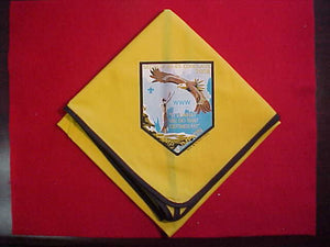 2008 SECTION SR6S CONCLAVE NECKERCHIEF, CAMP LUMPKIN