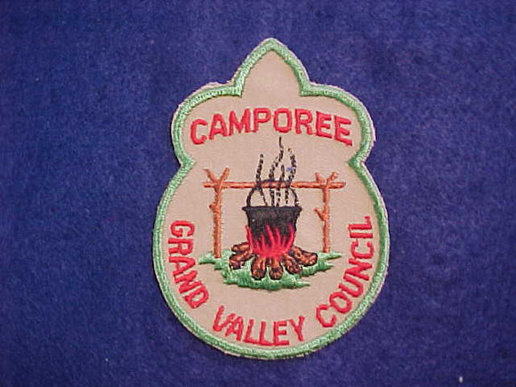 1950'S GRAND VALLEY COUNCIL CAMPOREE