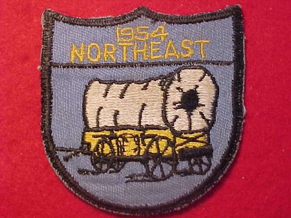 1954 PATCH, NORTHEAST