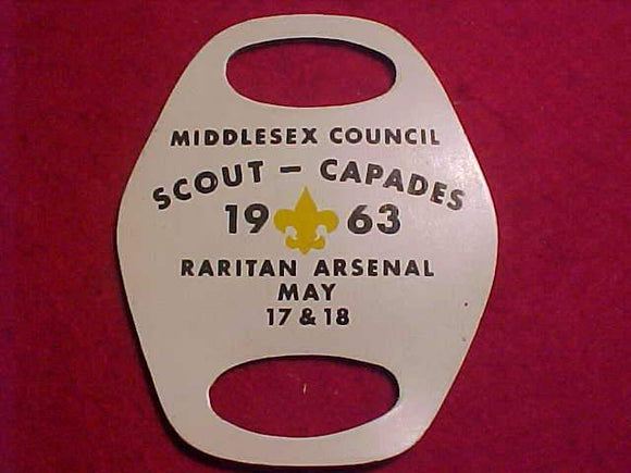 1963 N/C SLIDE, MIDDLESEX C. SCOUT-CAPADES