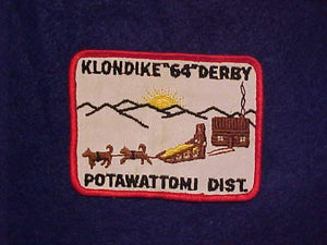 1964 POTAWATTOMI DISTRICT KLONDIKE DISTRICT