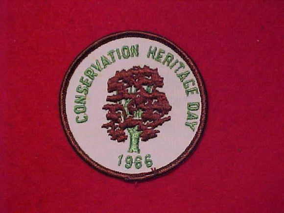 1966 CONSERVATION HERITAGE DAY