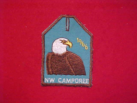 1966 NORTHWEST CAMPOREE, USED