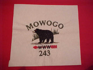 243 MOWOGO PROTOTYPE SWATCH PATCH