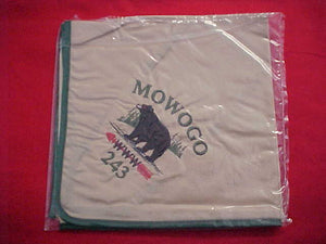 243 N? MOWOGO, PROTOTYPE NECKERCHIEF, NOT IN BLUEBOOK, RARE