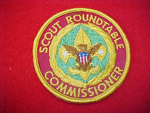 SCOUT ROUNDTABLE COMMISSIONER