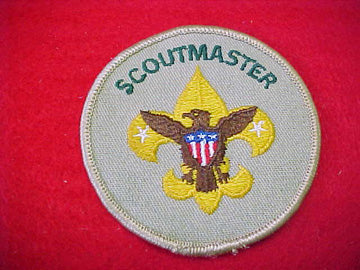 SCOUTMASTER, 1989-PRESENT