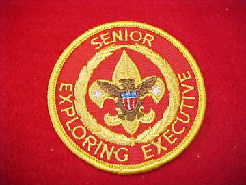 SENIOR EXPLORING EXECUTIVE