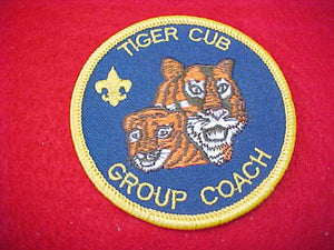 TIGER CUB GROUP COACH
