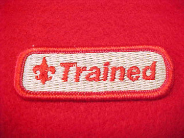 TRAINED, 1990-2009
