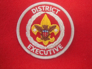 District Executive 1970-Present Light Red