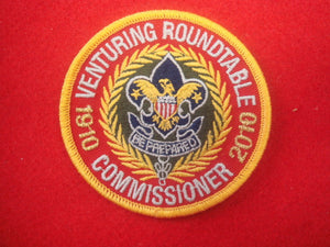 Venturing Roundtable Commissioner 1910-2010