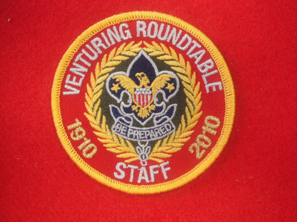 Venturing Roundtable Staff 1910-2010