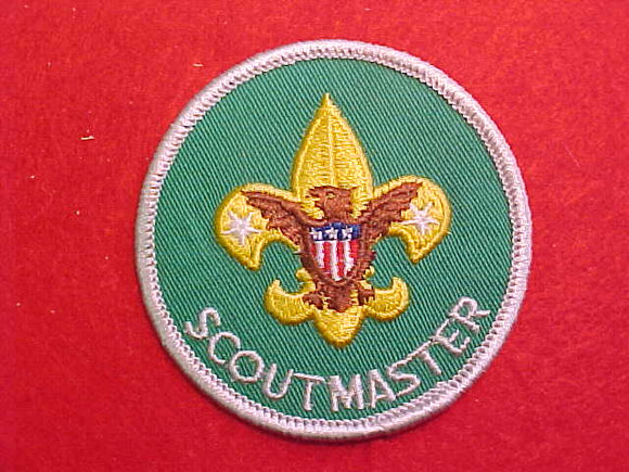 SCOUTMASTER, 1973-89