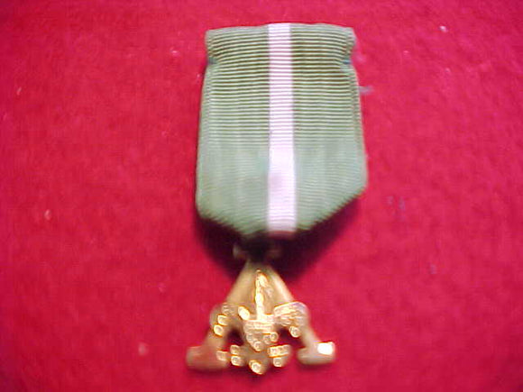 SCOUTER'S TRAINING AWARD MEDAL,