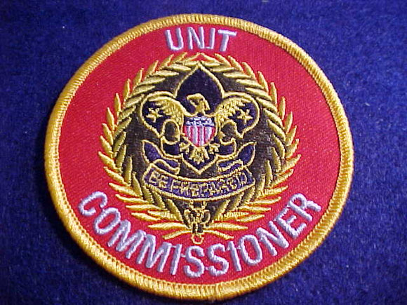 UNIT COMMISSIONER, NO DATES, 2011-