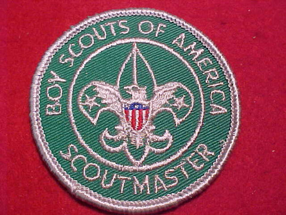 SCOUTMASTER, 1970-72