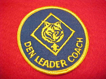 DEN LEADER COACH, UNTRAINED, 1973-89