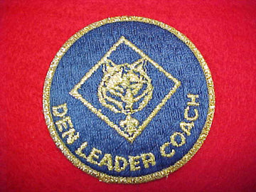 DEN LEADER COACH, TRAINEDM GMY BORDER, 1973-89