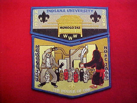 lodge 243 mowogo S67? + X15?, indiana university