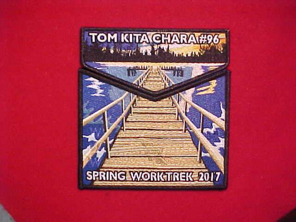 96 S?+X? TOM KITA CHARA, SPRING WORK TREK 2017