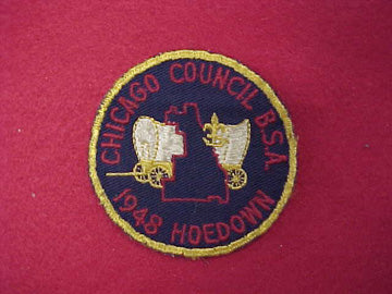 Chicago Council Hoedown - 1948 (Act48-5)