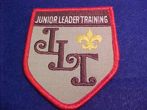 Junior Leader Training, yellow fdl