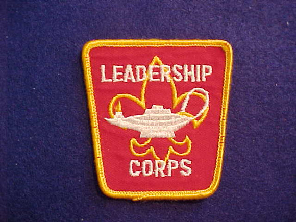 LEADERSHIP CORPS, TRAPEZOID