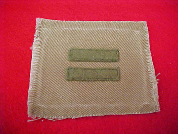 PATROL LEADER, FELT BARS, WIDE BAR VARIETY, 1914-33, USED, VERY GOOD CONDITION