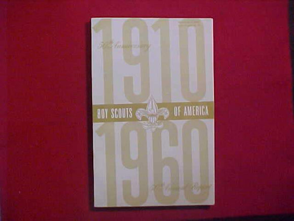 1959 BSA FIFTIETH ANNUAL REPORT