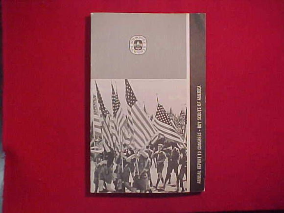1969 BSA SIXTIETH ANNUAL REPORT