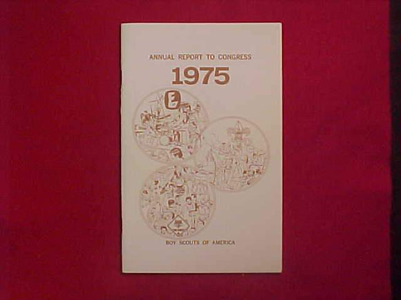 1975 BSA SIXTY-SIXTH ANNUAL REPORT