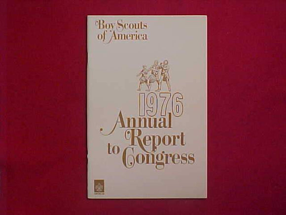 1976 BSA SIXTY-SEVENTH ANNUAL REPORT